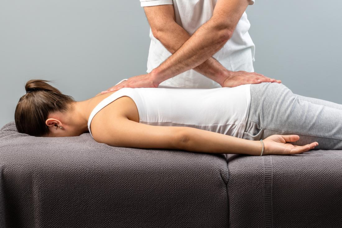 Want To Get Rid Of The Pain At Your Back Without Consuming Any Drug?