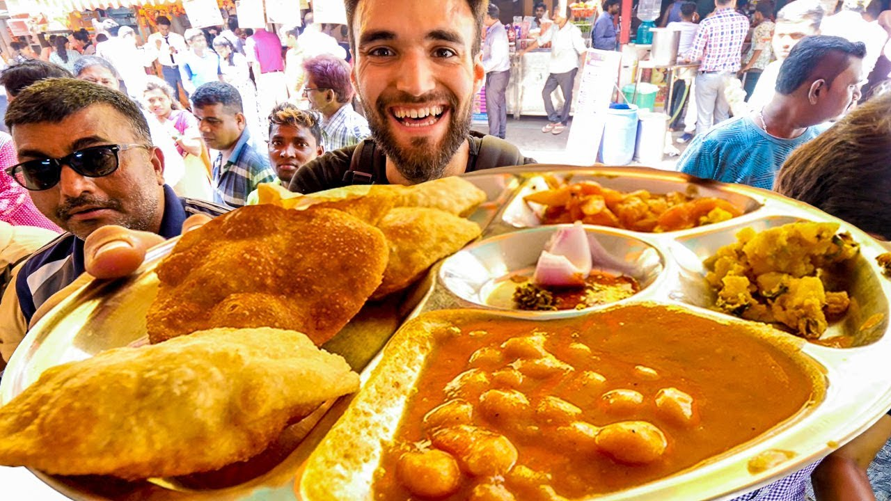 Five Famous Foods From the Streets