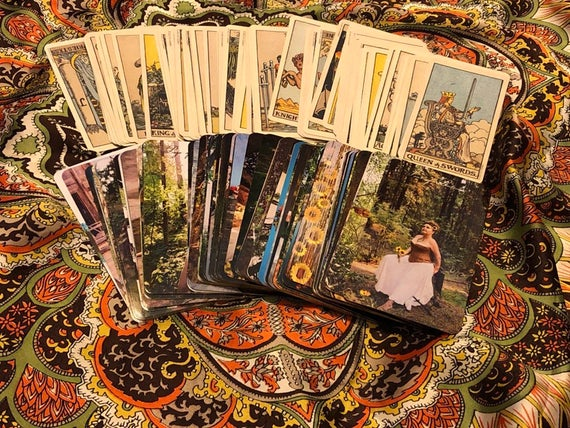 To Acquire An Utilized Tarot Card Card Meanings